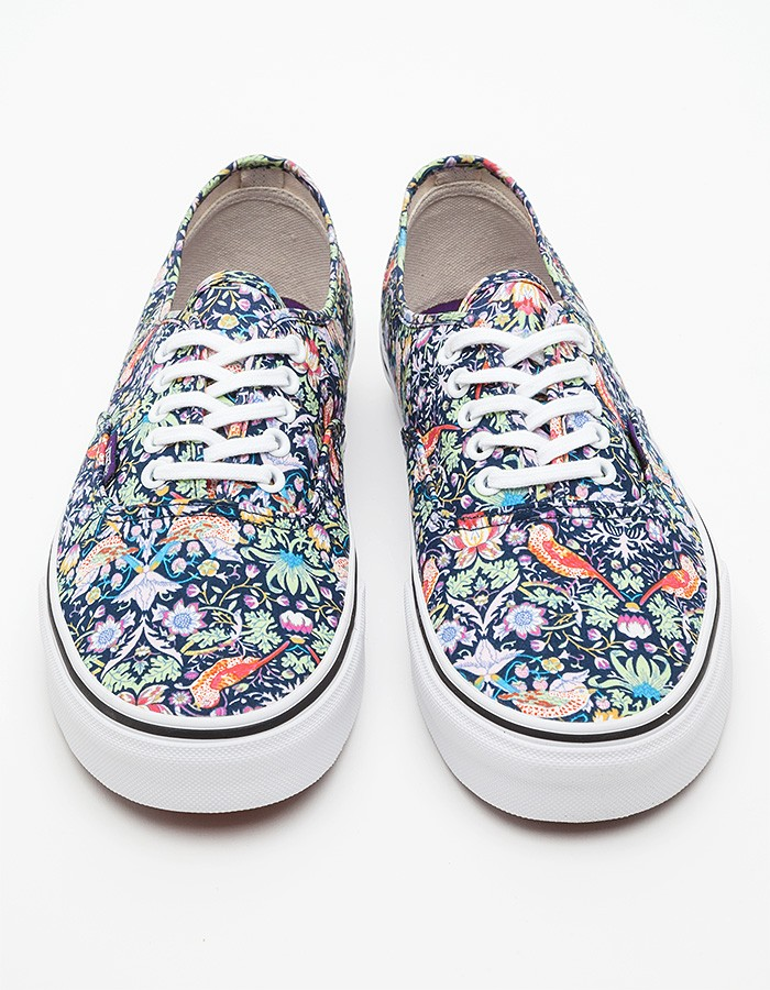 limited edition vans authentic