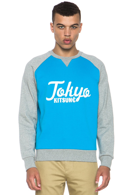 Kitsuné Tokyo Sweater