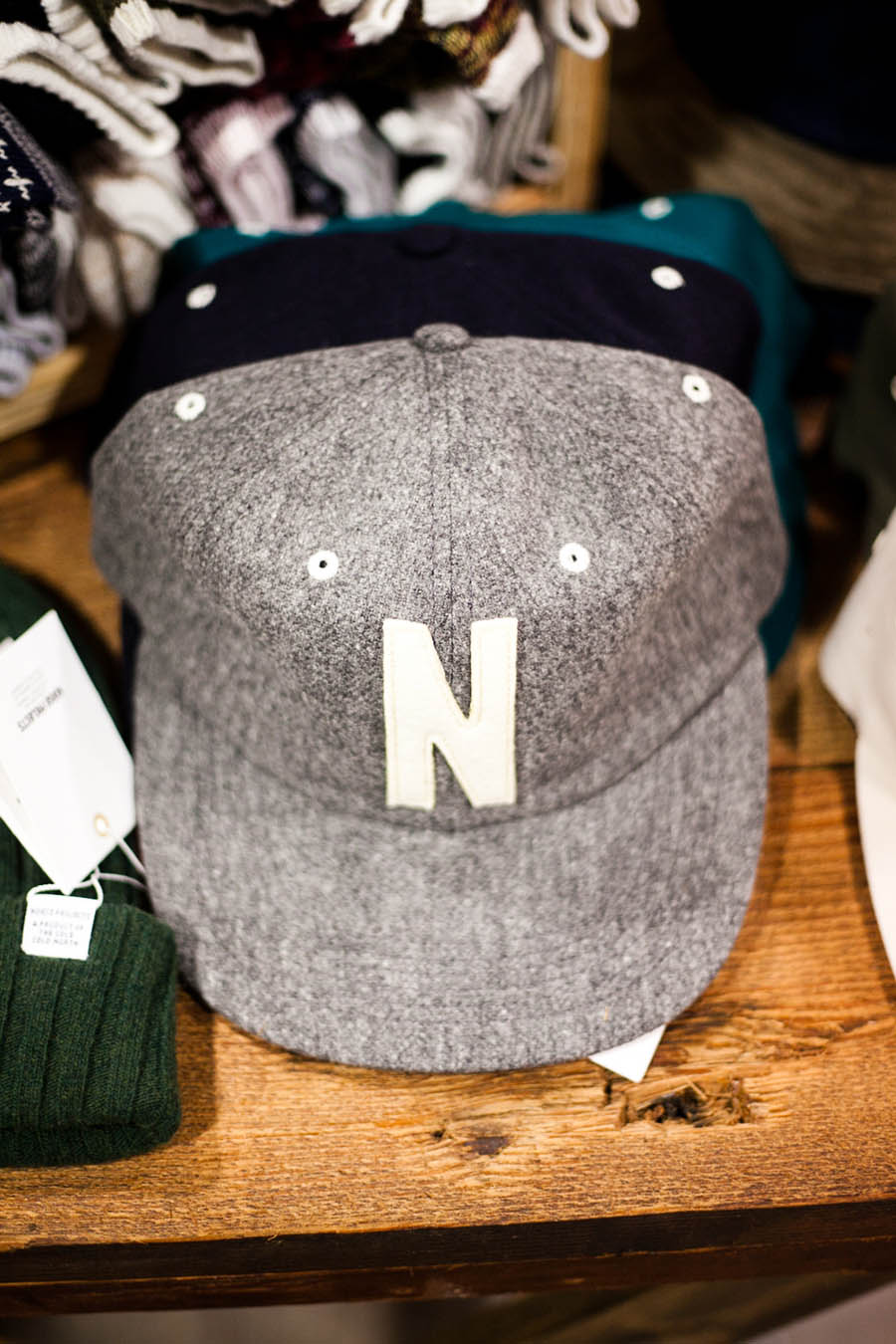 Norse Projects FW13 Cap Coming Soon