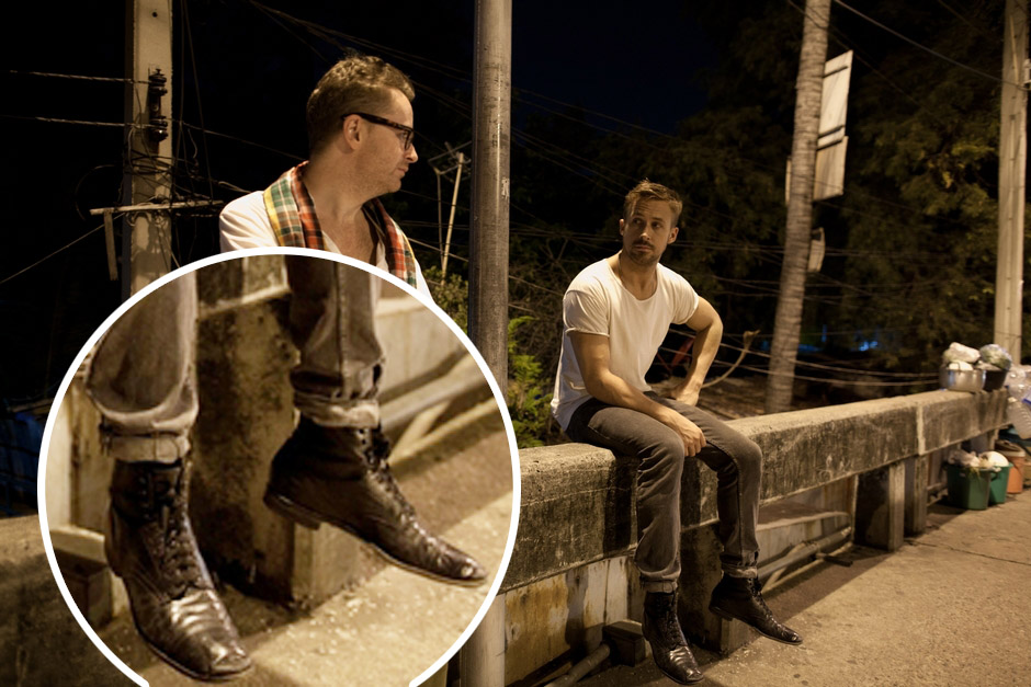 Only God Forgives Boots Ryan Gosling
