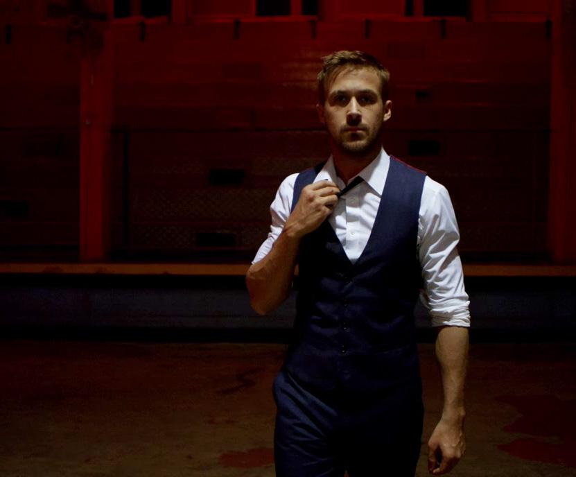 Ryan Gosling Only God Forgives Style 10 vest