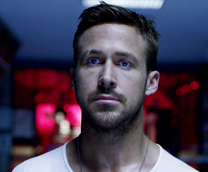 Ryan Gosling Only God Forgives Style 5 soldier chain