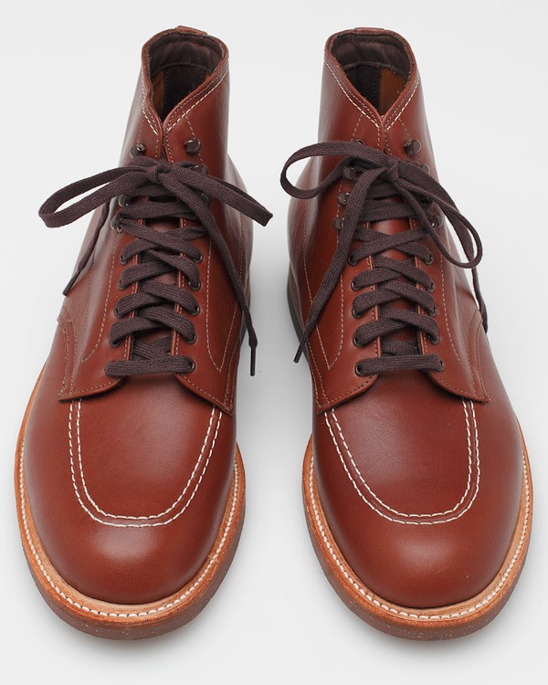 Brown Indy Boot Alden 3