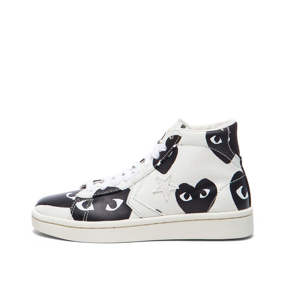 COMME des GARÇONS Play footwear collection ss13 1