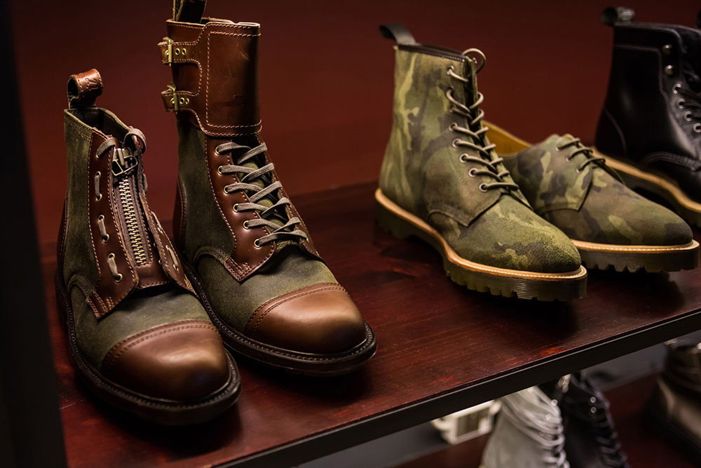 Dr. Martens Fall 2013 collection launch 04