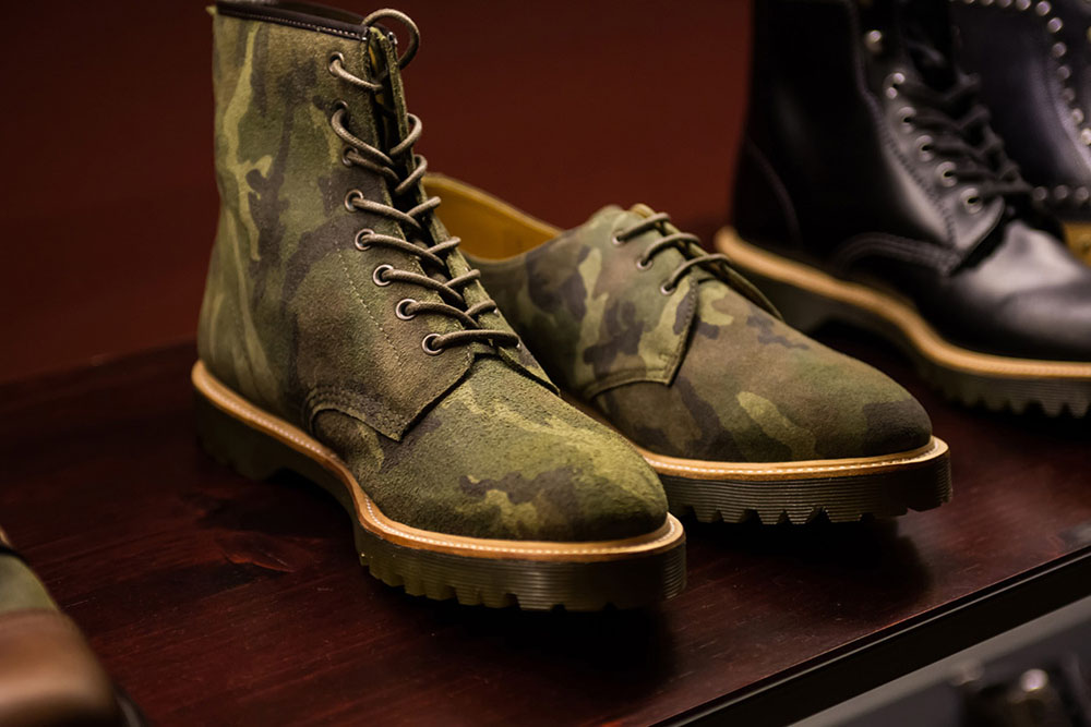 Dr. Martens Fall 2013 collection launch 05