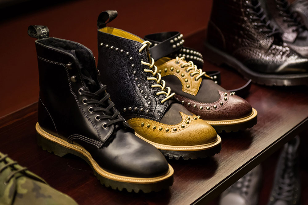Dr. Martens Fall 2013 collection launch 06