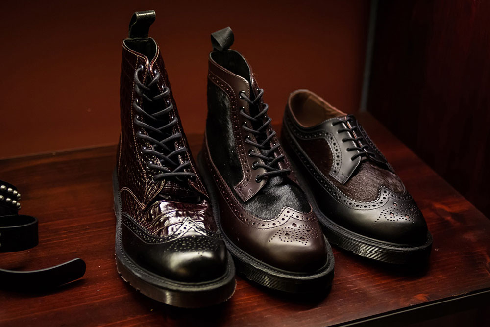 Dr. Martens Fall 2013 collection launch 08