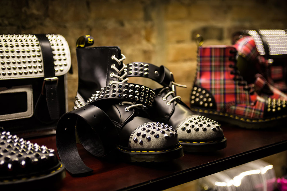 Dr. Martens Fall 2013 collection launch 12