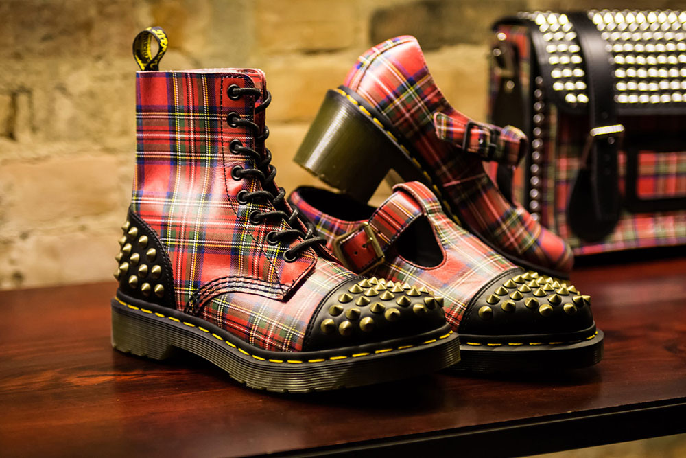 Dr. Martens Fall 2013 collection launch 14