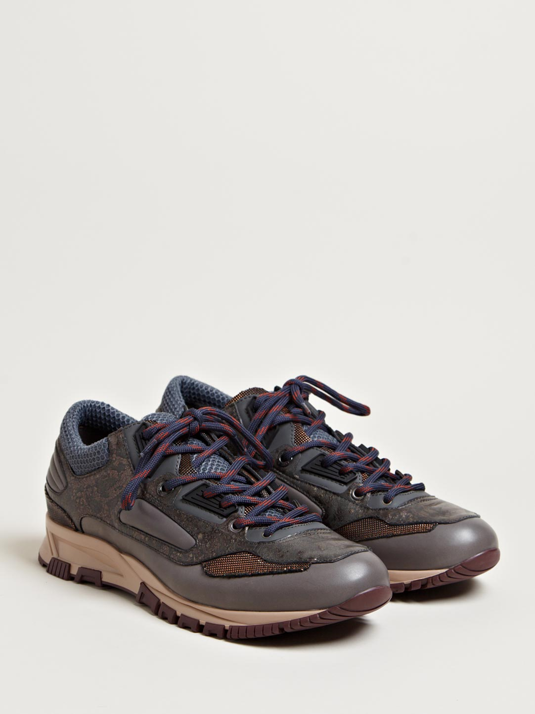 LANVIN Calfskin Running Shoe aw13 collection 3