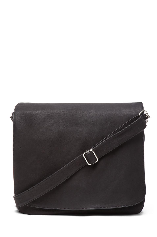 Leather Backpack Black Maison Martin Margiela 1