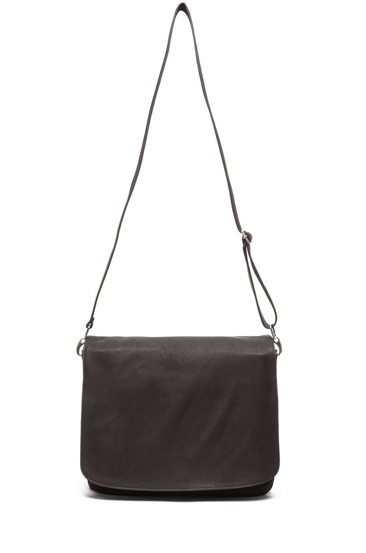 Leather Backpack Black Maison Martin Margiela 5