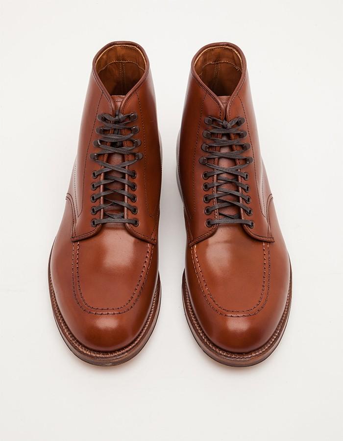 Alden Church Hill Indy Boot veg tan men's fashion style 3