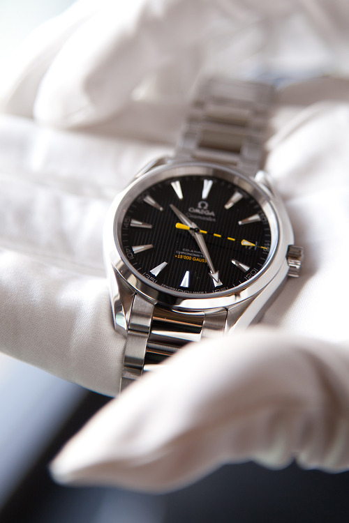 Beautiful Omega Watch menswear