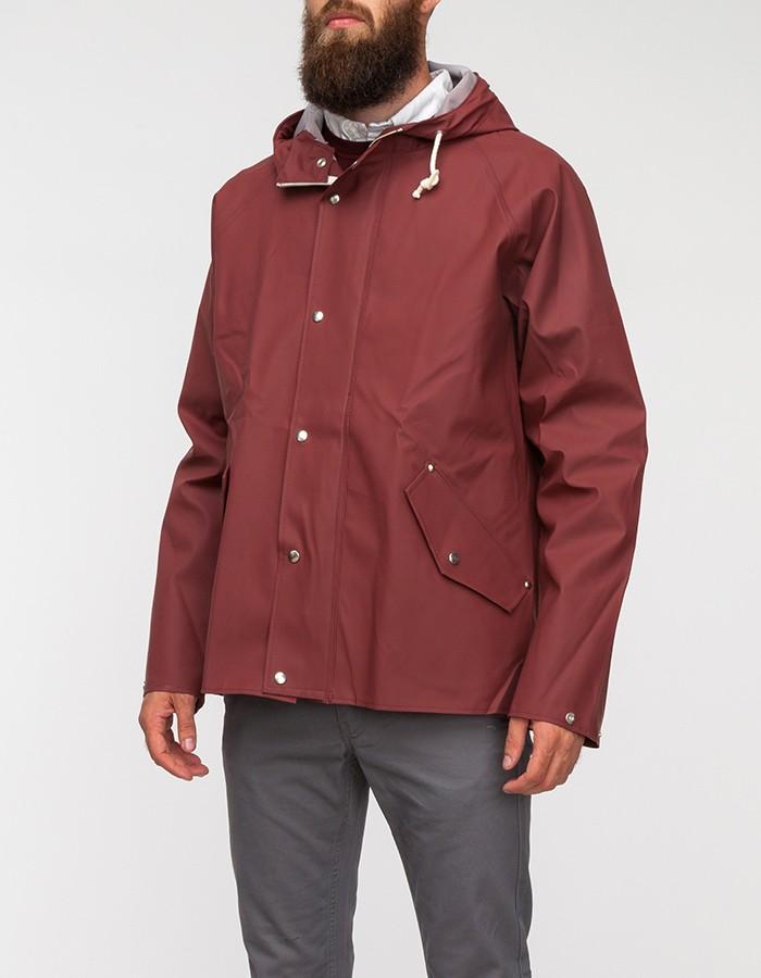 Elka Classic andorra red norse projects menswear coat