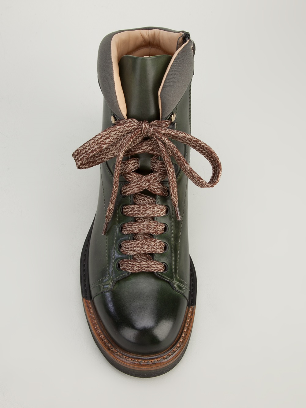Santoni Monkey Boot Soletopia