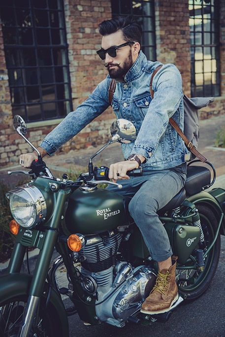 Bullet Motorcycle Jeans