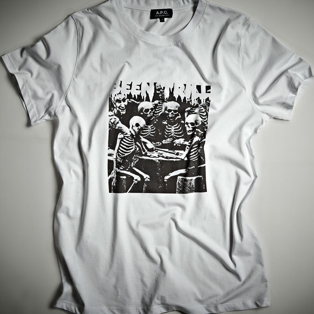 Trippy Symphony Tee A.P.C Kanye West style shirt