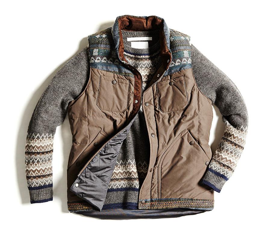 White Mountaineering FW13 collection outerwear menswear 1
