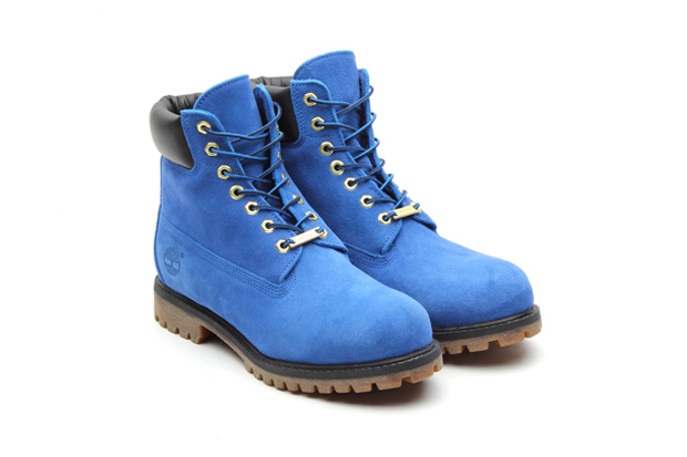 "Blue 6"" Boot atmos x Timberland"