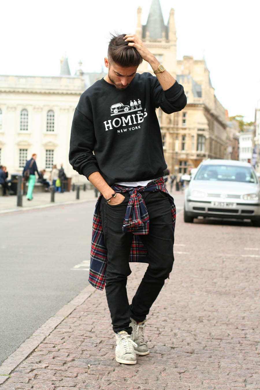 Homies New York streetstyle