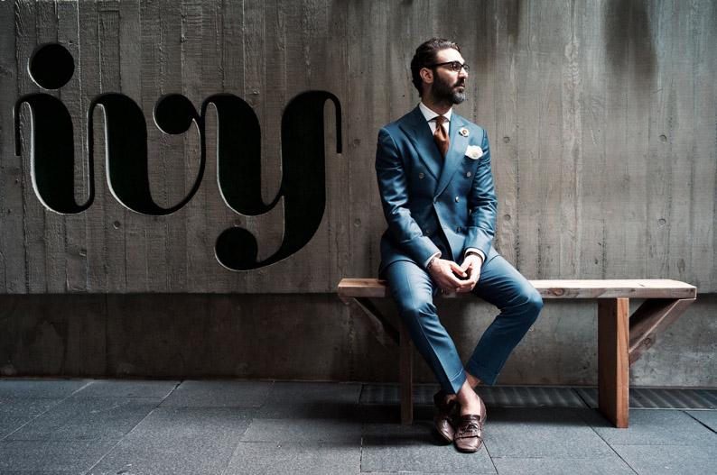 Ivy League Fashion menswear
