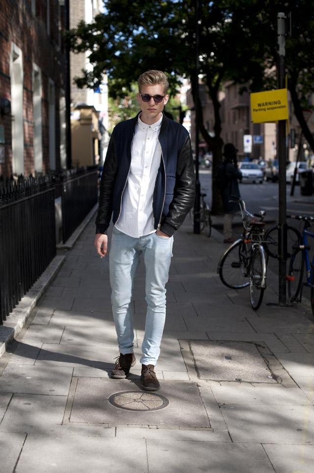 Light Blue Jean Jacket Light Blue Jeans Varsity
