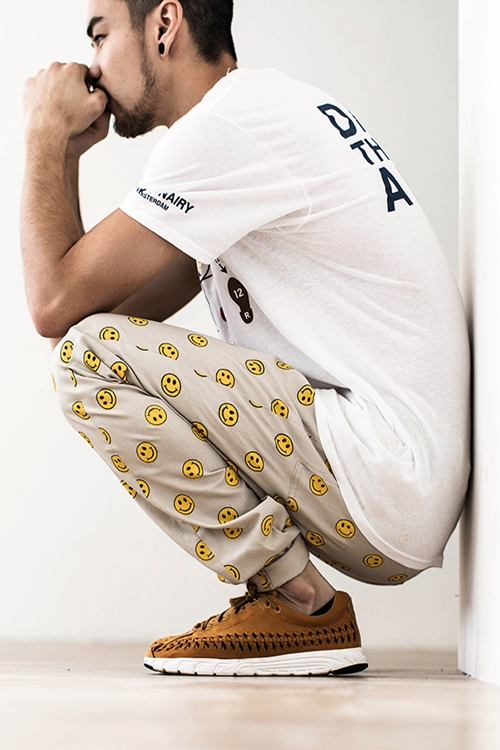 Mark McNAiry Smiley Pants fw13 lookbook