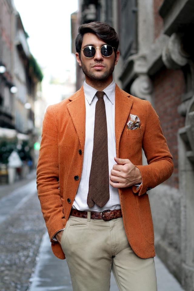 Trick ot Treat boglioli blazer streetstyle