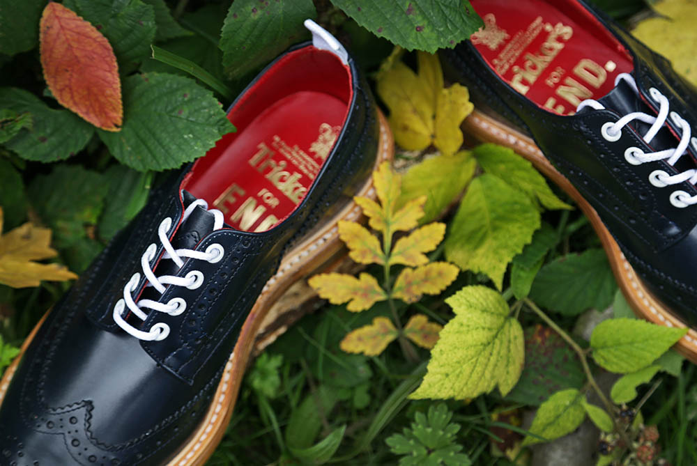 Tricker's Bourton Derby Brogue AW13 Autumnal Pack 1