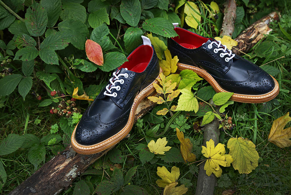 Tricker's Bourton Derby Brogue AW13 Autumnal Pack 2