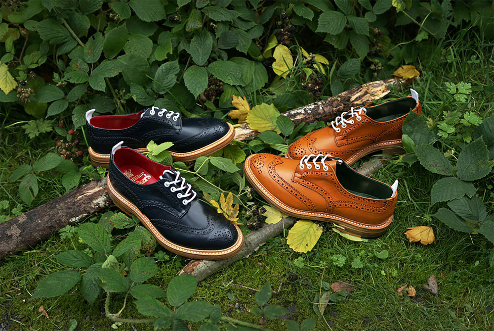 Tricker's Bourton Derby Brogue AW13 Autumnal Pack 5