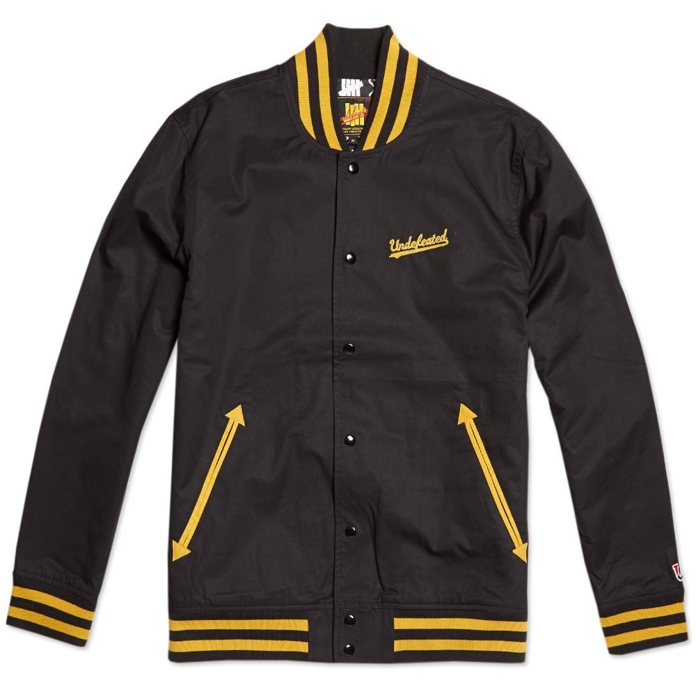 UNDFTD Twill Varsity Jacket, LA Streetwear