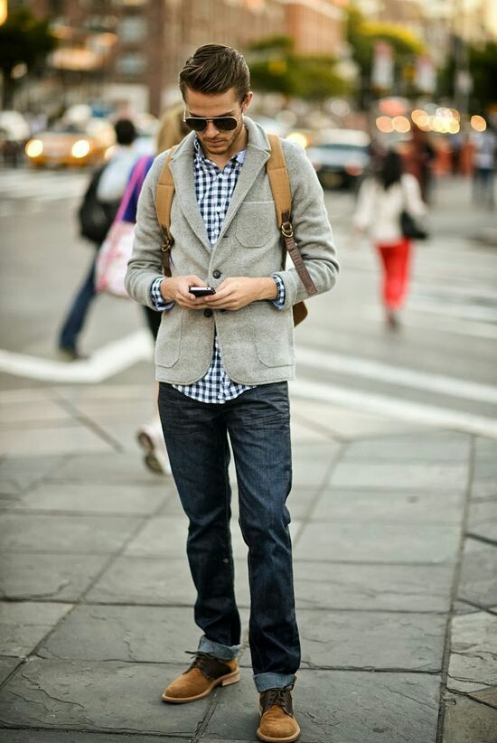 Casual Male Fashion Blog Soletopia