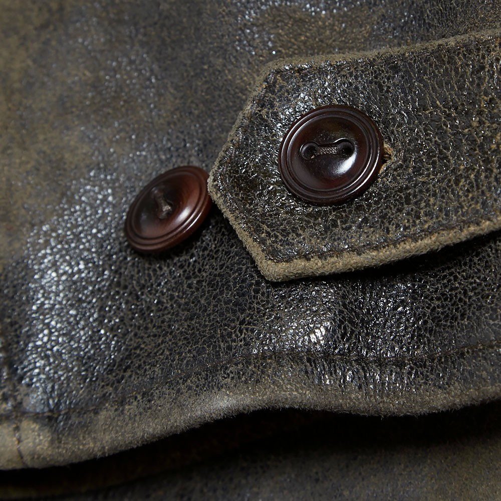 Levi's Vintage Leather Jacket - Skyfall - SOLETOPIA
