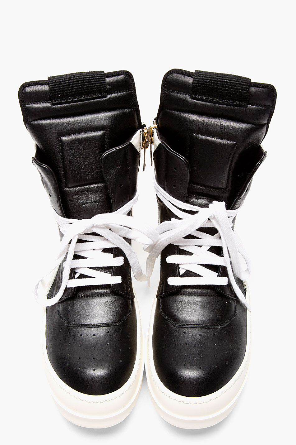 High End Fashion Sneakers rick owens 1