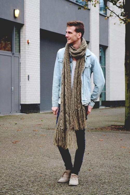 Long Scarf Don't Care