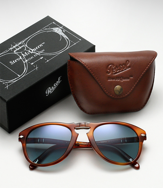 615e0091e9 Steve McQueen Persol 714 Re-Issued