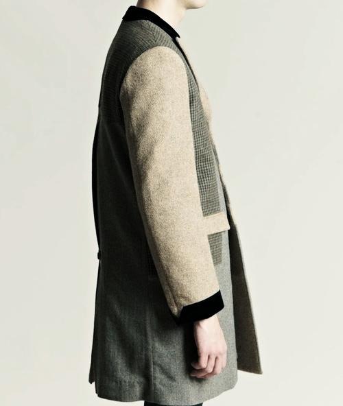 Dapper Report Vol.8 48 coat