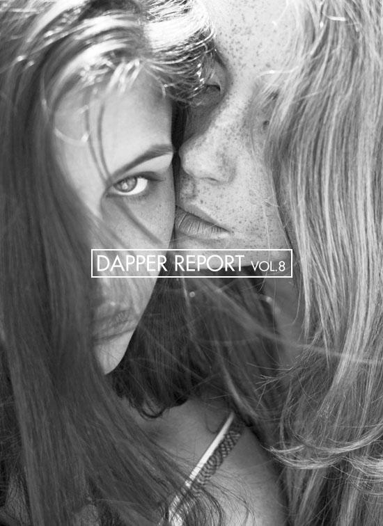 Dapper Report vol.8 main