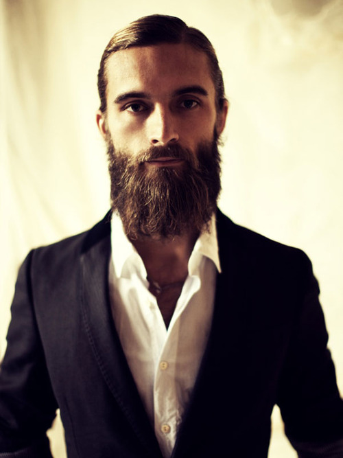 fashion beard men style | Painting: beards | Pinterest ...