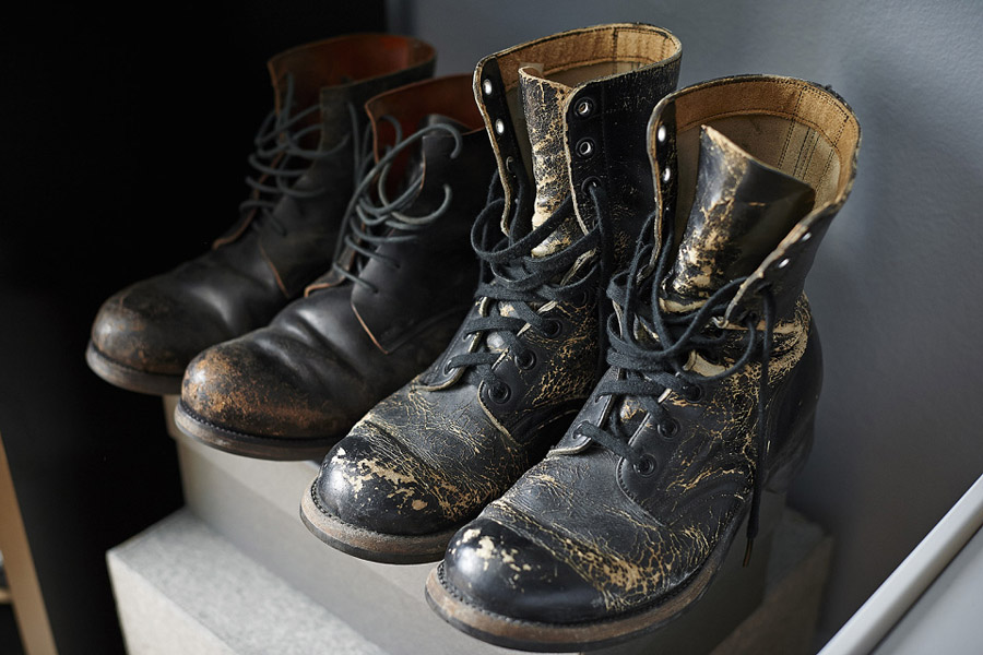 Nick Wooster Boots
