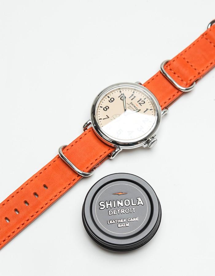 Shinola Runwell Orange 2