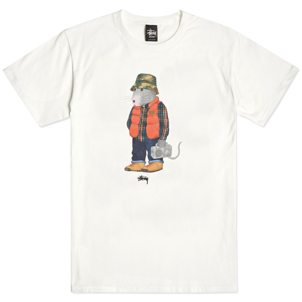 Stussy Rat Tee Collection 1
