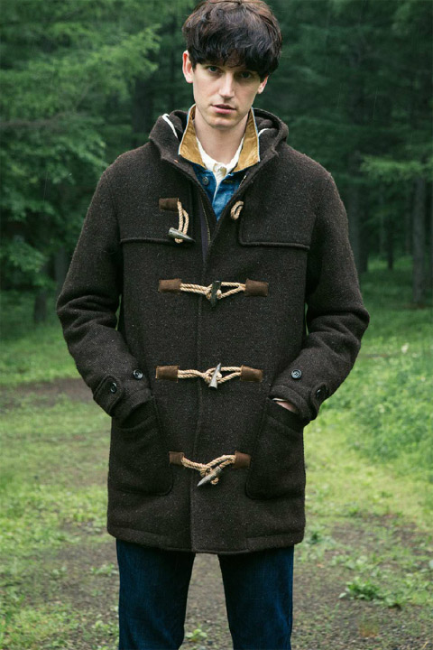 visvim Commodore Coat fw13 menswear lookbook