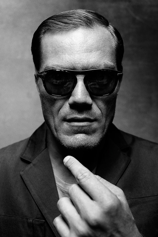 Michael Shannon for The Style Report 4