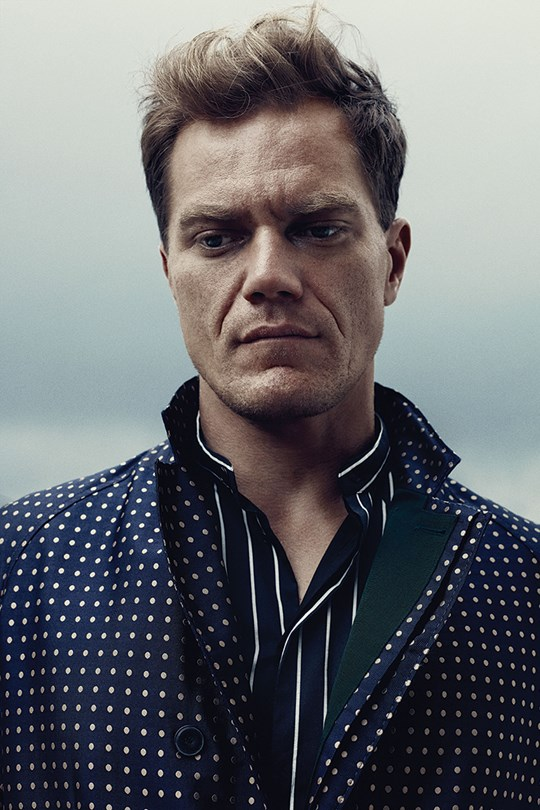 12 photos of michael shannon for matches fashion