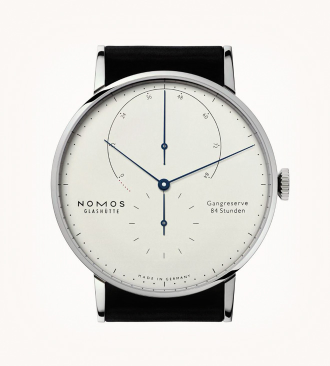 Dapper Report vol.9 13 nomos glashutte