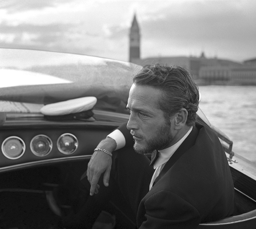 Dapper Report vol.9 26 paul newman